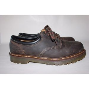Dr. Martens Shoes - Dr. Martens Napa Unisex Style Leather Shoe